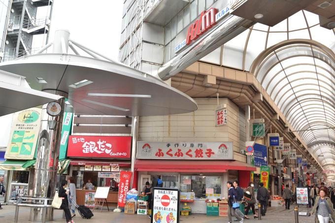 musashiko01 一人暮らしにもオススメ!都内で活気のある商店街を9つピックアップ
