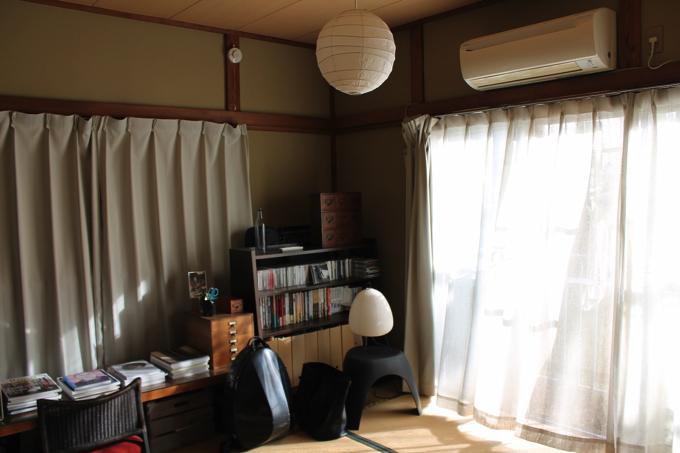 IMG 76961 【第3回】突撃! ワンルーム王子~築50年のアパートを活かした音楽と映画の家~