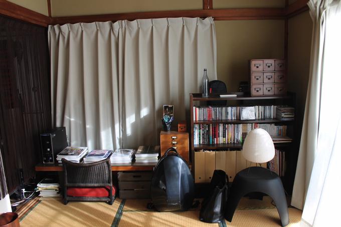 IMG 76981 【第3回】突撃! ワンルーム王子~築50年のアパートを活かした音楽と映画の家~