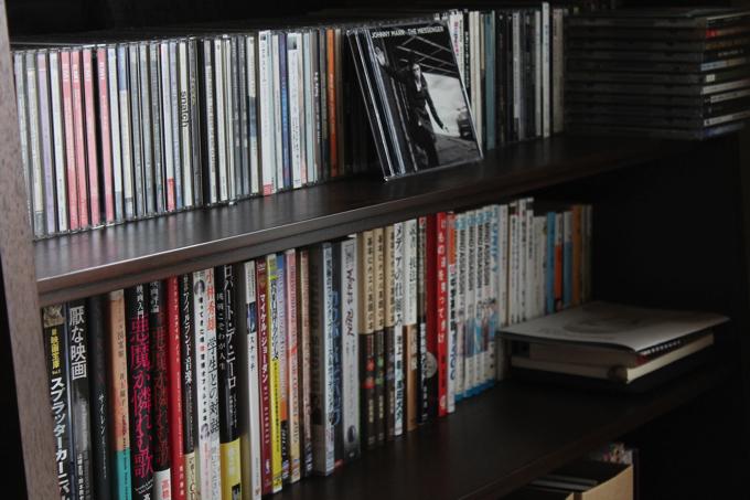IMG 76991 【第3回】突撃! ワンルーム王子~築50年のアパートを活かした音楽と映画の家~