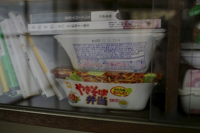 DSC002911 【突撃自宅訪問】下北沢で築50年!1K風呂なし物件に住む女性の都市型サバイバルライフ