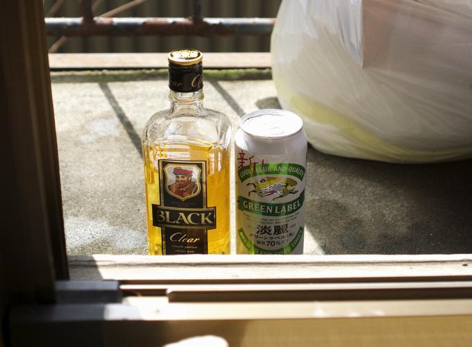 DSC00329 2 【突撃自宅訪問】下北沢で築50年!1K風呂なし物件に住む女性の都市型サバイバルライフ